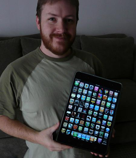 Apple Tablet 8