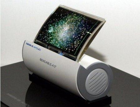 Samsung Bendable