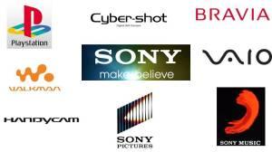 Sony- Brands